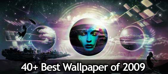 40+ Best Wallpapers of 2009