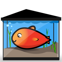 Freebie | Vector Fish Tank