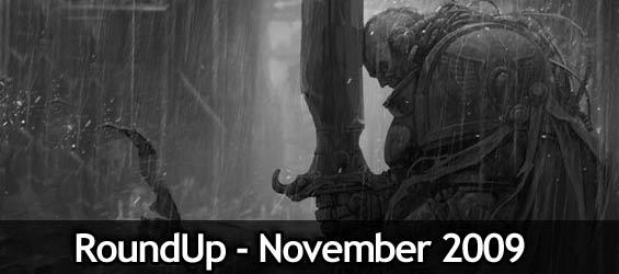 Round Up- November 2009
