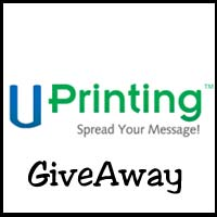 (Update)Uprinting Giveaway :500 Die Cut Business Cards for 3 winners