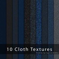 Freebie: Cloth Tecture Pack