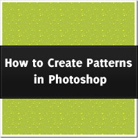 Quick Tip – How to Create Patterns in Photoshop
