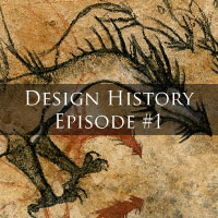 Design History: Paleolithic art – Episode #1