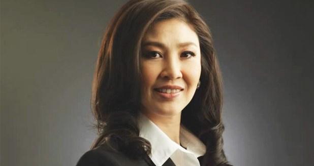 Thailand Mrs. Yingluck Shinawatra