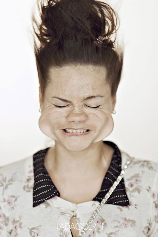Unique and Fun Loaded photography project Tadao Cern