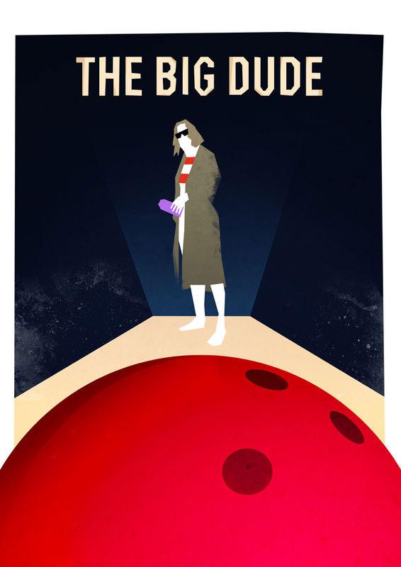 Artistic Minimal Poster Designs