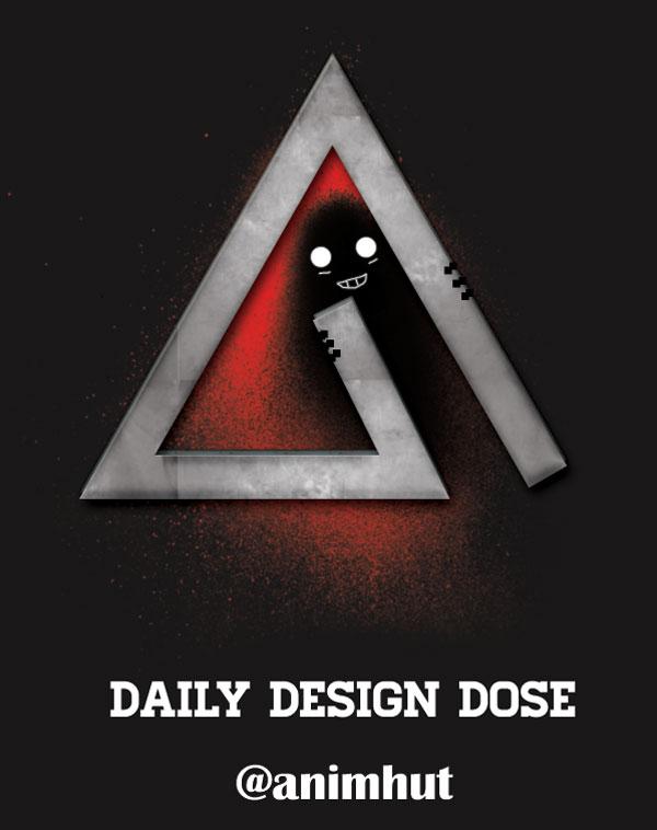 Daily Design Dose Biz Card