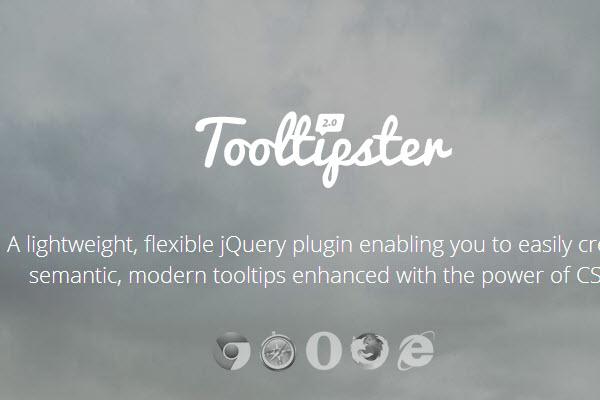 New jQuery Plugins 2013