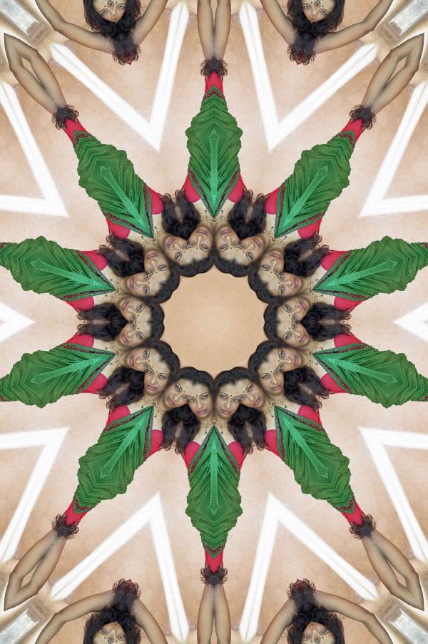 Kaleidoscope Art by sriganesh.m
