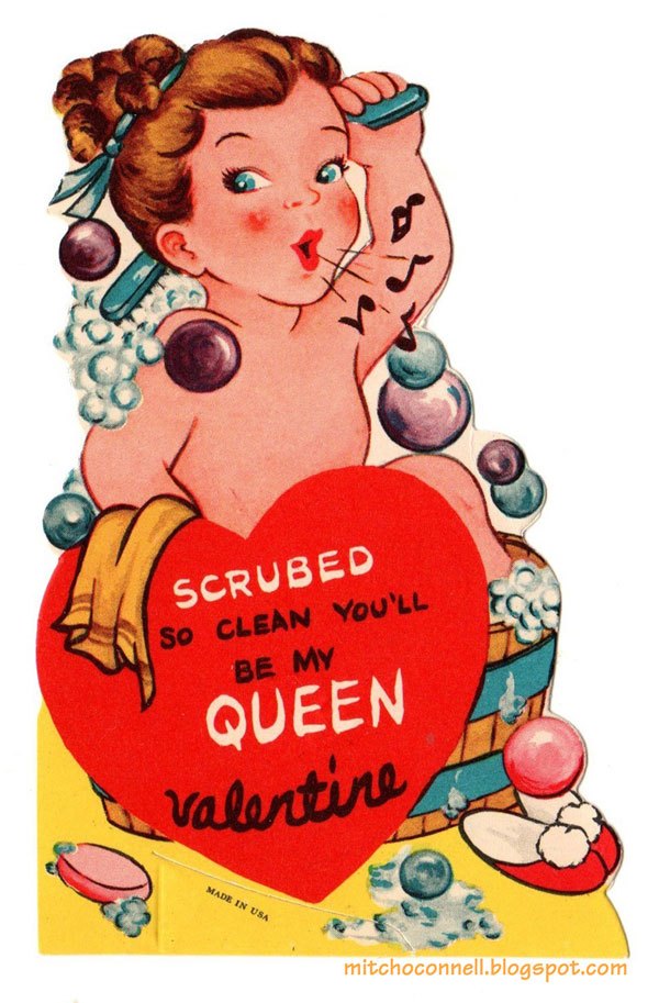 80 Rude Racist Vintage Cards For Valentines Shared In Decades Ago