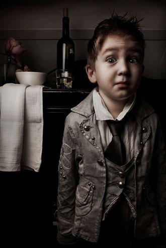 Children Retro Portrait (5)