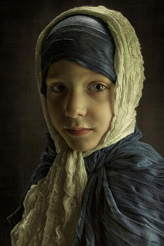 Children Retro Portrait (6)