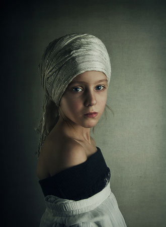 Children Retro Portrait (7)