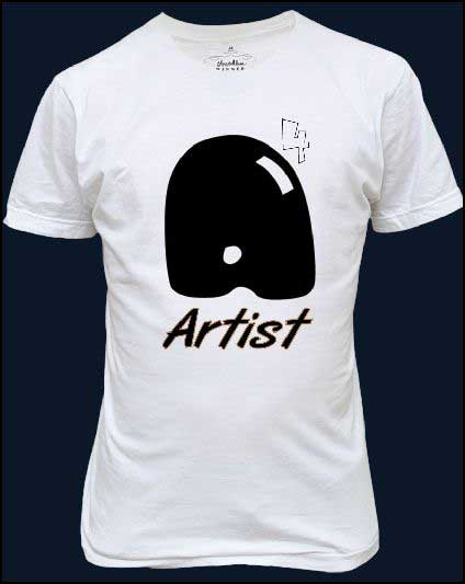 c`mon tell - A for Artist