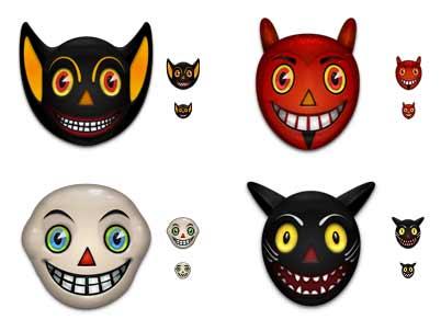 Vntage mask
