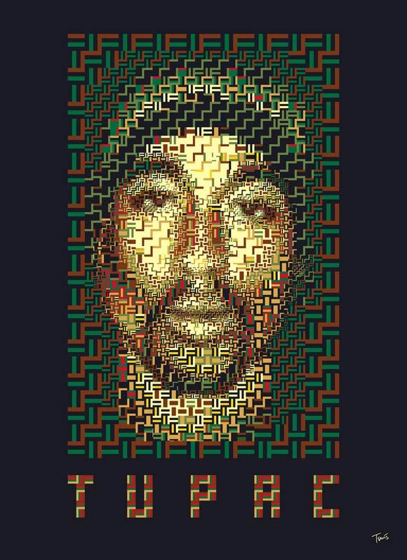 Tupac-The Hip Hop Genius