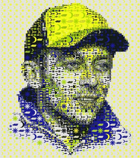 Valentino Rossi-Vai-Vale