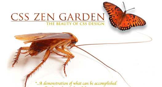 15 Greatest Page Designs from CSS Zen Garden