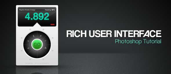 Rich user interface from tutorial9