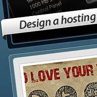creaetive blog layout
