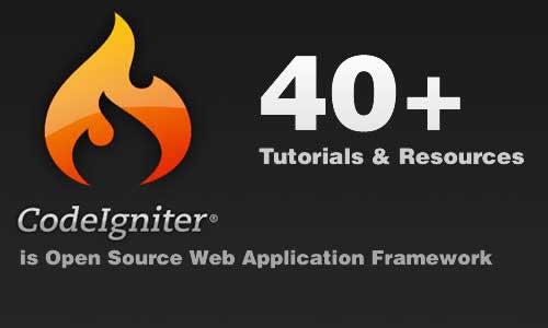codeigniter-tutorials-resources