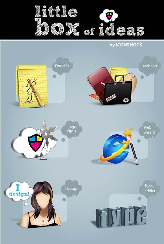 LBOI icons