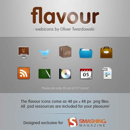 friday-freebies-flavours-icon-set-and-cute-tweeters-icon-set/