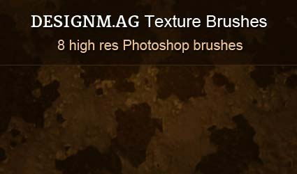 8 high resolution brushes