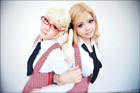 The Best & Most Popular Cosplay Photography from DeviantART