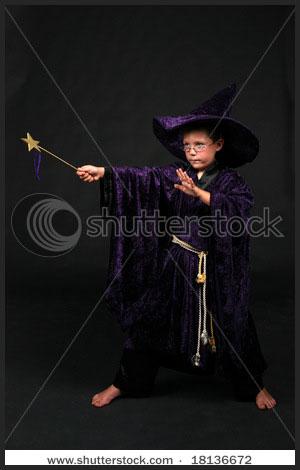 wizard boy