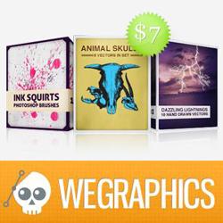 Giveaway : WeGraphics Premium Membership worth $1250