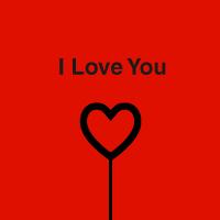 Download Minimal Valentine`s day Wallpaper