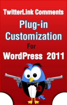 Enable Twitter ID plugin and Customization in WordPress 2011 Themes
