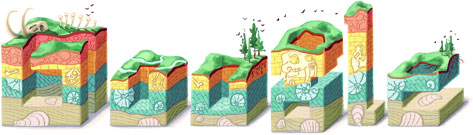 Today's Google Doodle Nicolas Steno