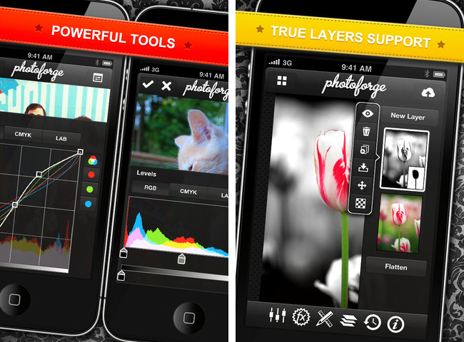 Don't Have Photoshop ? Try 6 Photo Editing Apps for iPhone fans