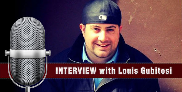 Interview with Louis Gubitosi – TheWebBlend