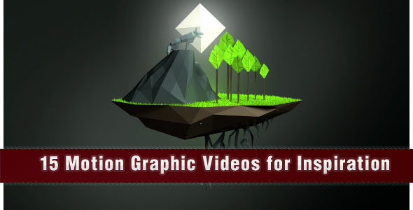 15 inspiration Motion Graphics Videos for Inspiration