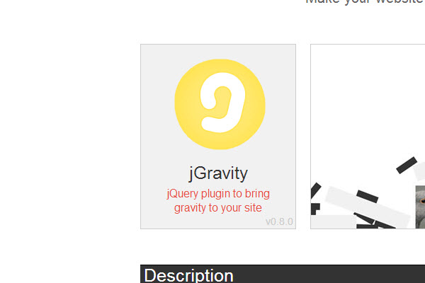 List of 20 New jQuery Plugins for Blog or Corporate Website