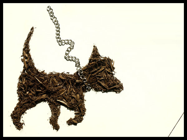 Beautiful Objects using only Dirt