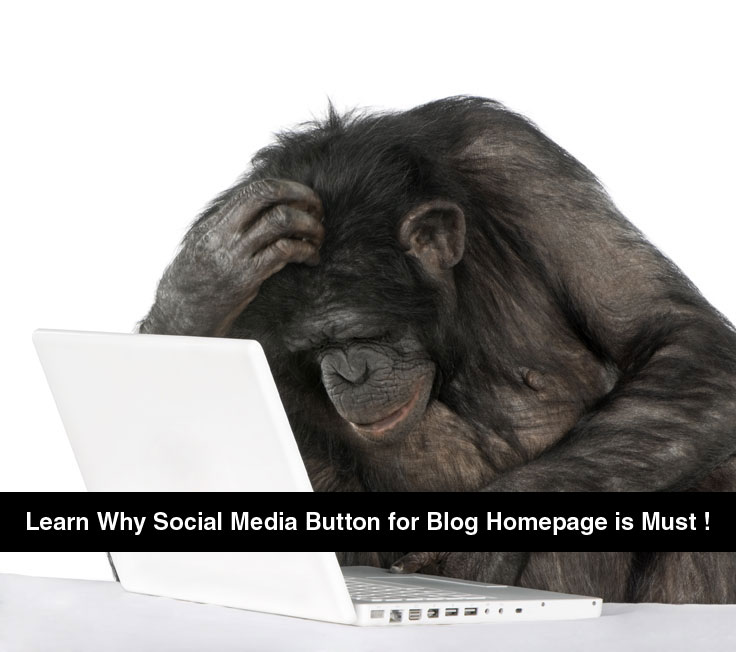 Why Adding Social Media Share Buttons to Site Homepage is Must