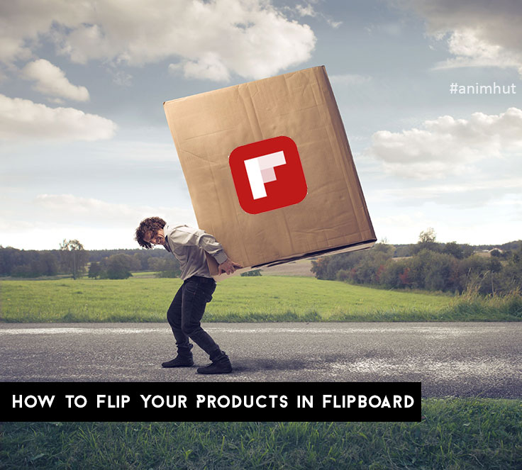 Flip your products in Flipboard