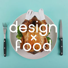 Infographic on Design Vs Food Project Must for Designers