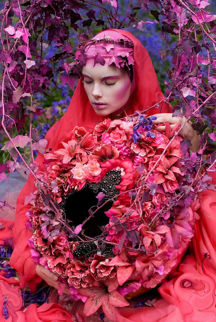 Different Exotic Goddess of Wonderland (6)