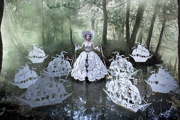 Different Goddess of Wonderland (14)