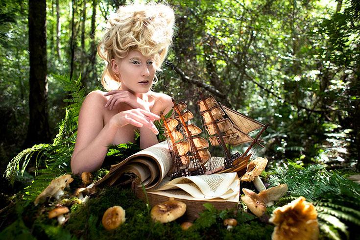 Different Goddess of Wonderland (8)