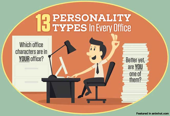 Which Office Personality Type You are