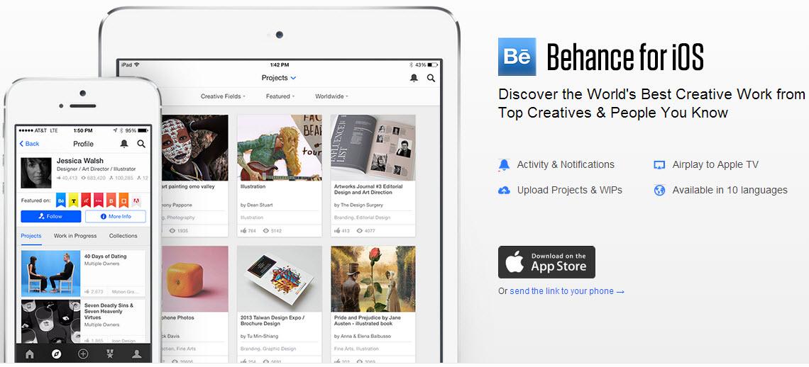 Free download Behnace iPad app now