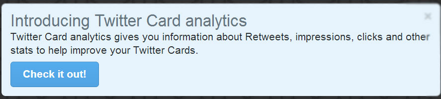 Introducing Twitter Card Analytics for Free