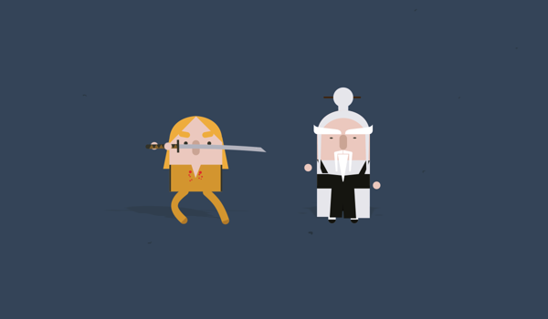 Can You Name These Epic Classic Film Characters [Cinematic Gif + Video]
