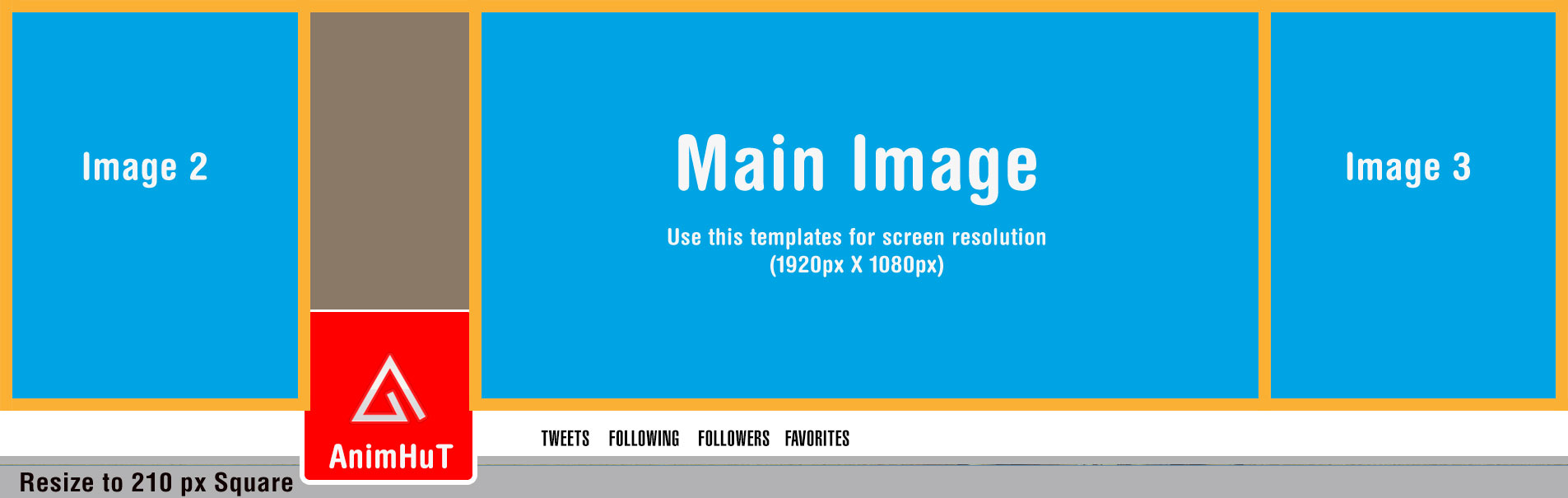 Download Twitter 2014 PSD - New Re-designed Large Header Layout